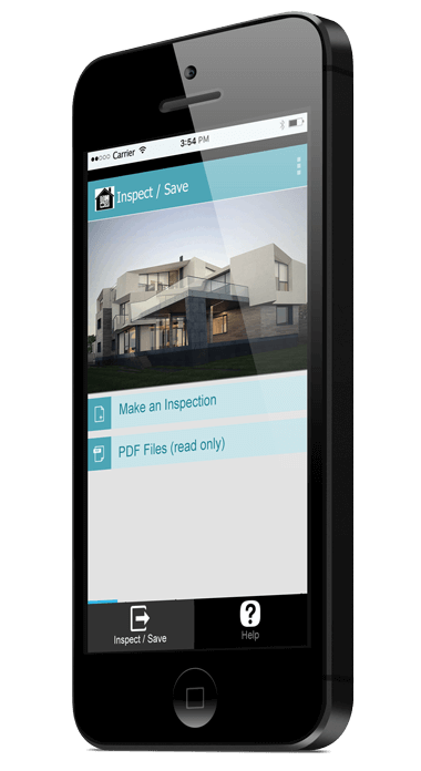 Report Form Pro Mobile Application - Home Inspection Report