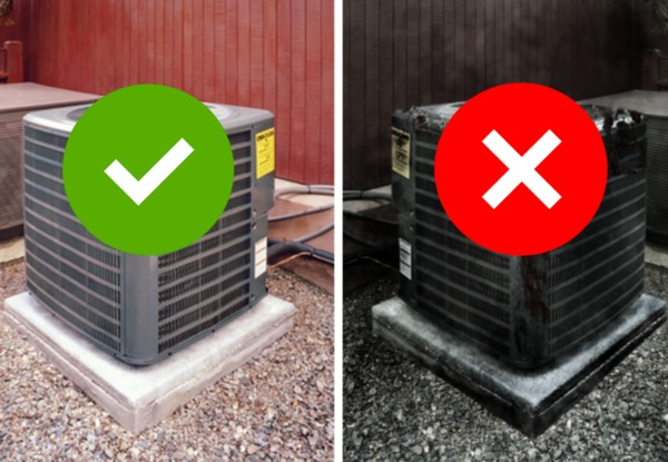 A Tale of Two Air Conditioners: Home Inspection Dreams and Nightmares